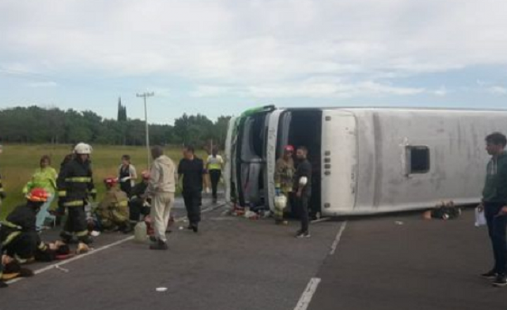 Identificaron a las dos victimas fatales del accidente en la ruta 2
