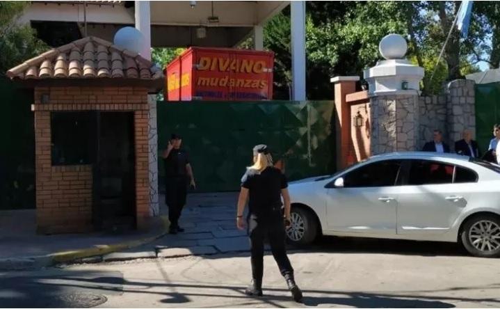 Comenzó la mudanza presidencial ¿Donde vivirá Macri?