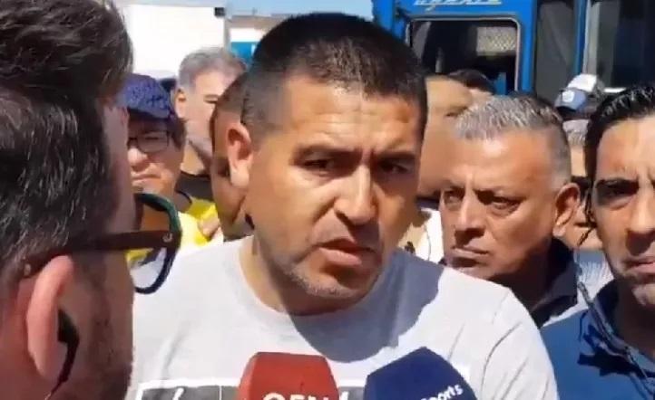 Polémica, Riquelme denunció irregularidades en las elecciones en Boca