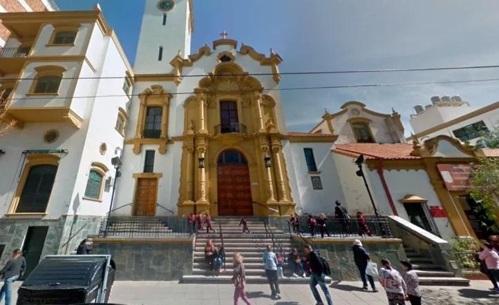 Saavedra, mujer denunció que intentaron violarla en una iglesia