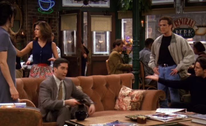 Dolor, se suicido actor de Friends