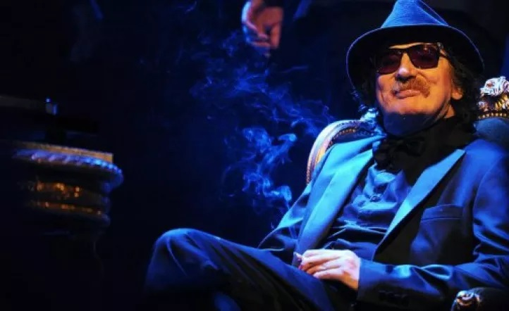 Charly Garcia se accidentó y preocupa a todos