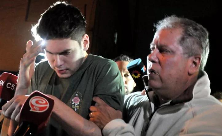 Tras ser liberado, Pablo Ventura rompió el silencio