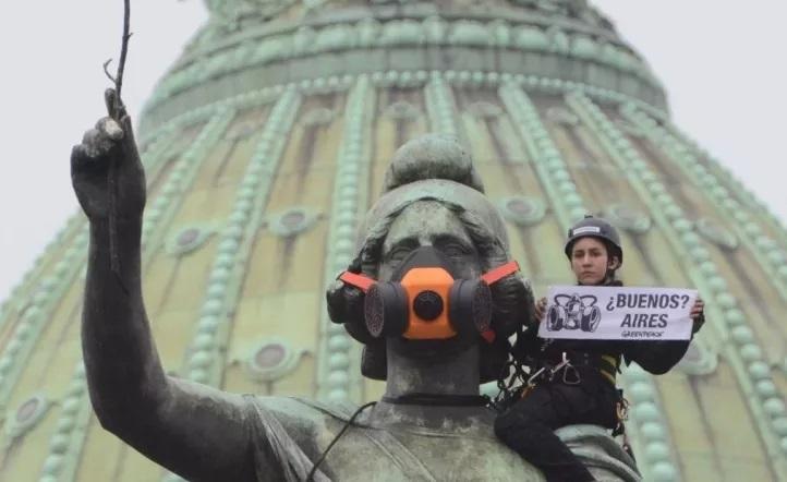 Según la OMS, en 2030 los argentinos respirarán uno de los peores aires del mundo