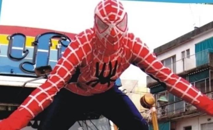 San Bernardo: Hombre araña recibió 7 puñaladas ¿Ataque mafioso?
