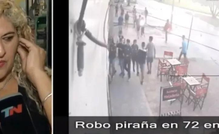 A lo Ciudad de Dios, 20 chicos robaron un kiosco en La Plata