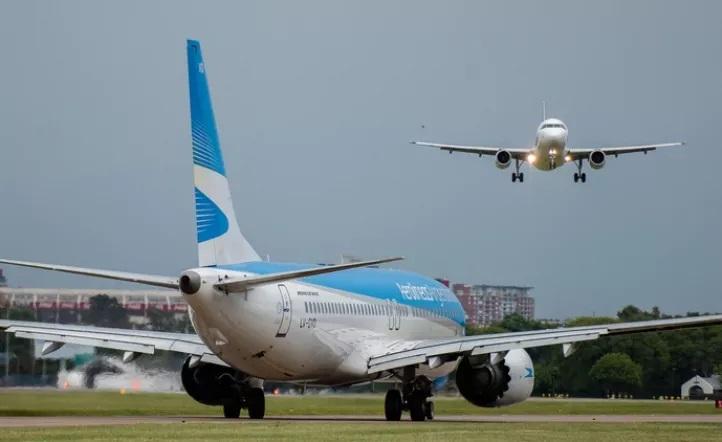 Estos serán los cuatro vuelos de repatriación para los argentinos varados