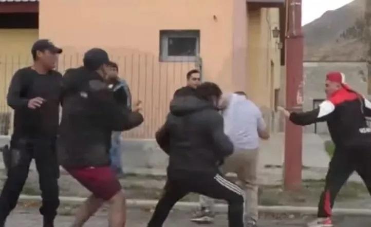 Esquel: Vecinos recibieron a trompadas a un secuestrador
