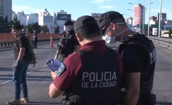 La Ciudad de Buenos Aires tendría restricciones al transito por lo menos tres meses