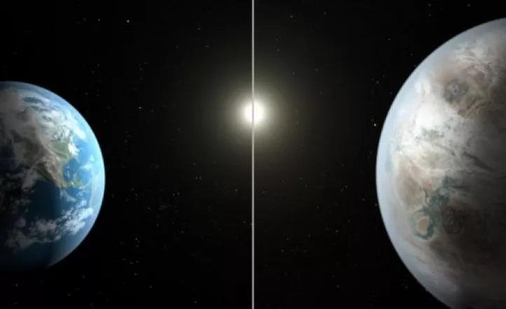 Según la NASA confirmó que podría haber un universo paralelo donde las leyes de la física sean a la inversa