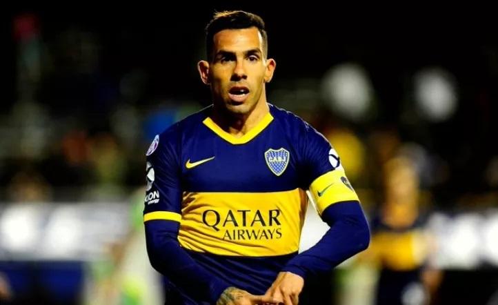Tevez confirmó su renovación en Boca con algunos tiros por elevación