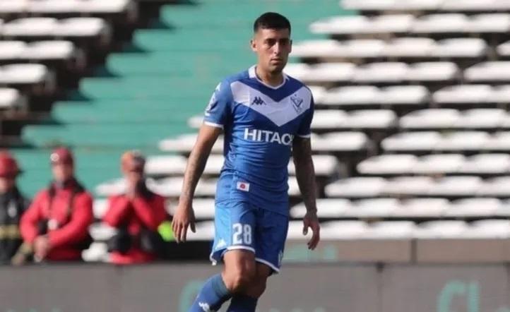 Jugador de Vélez denunciado por violencia de género