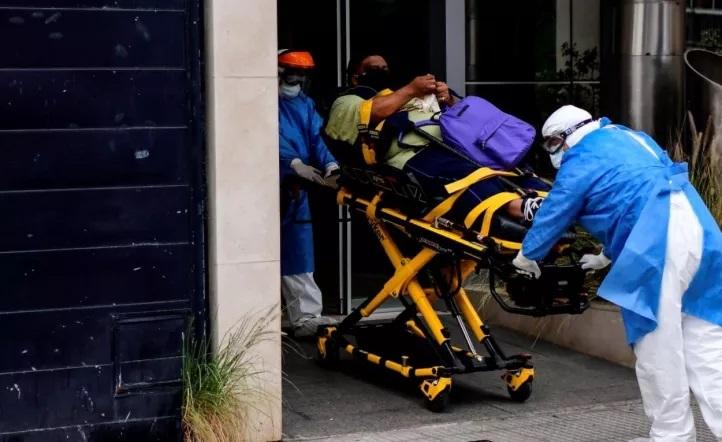 Según el Gobierno Bonaerense, el pico de casos podría llegar hoy o mañana