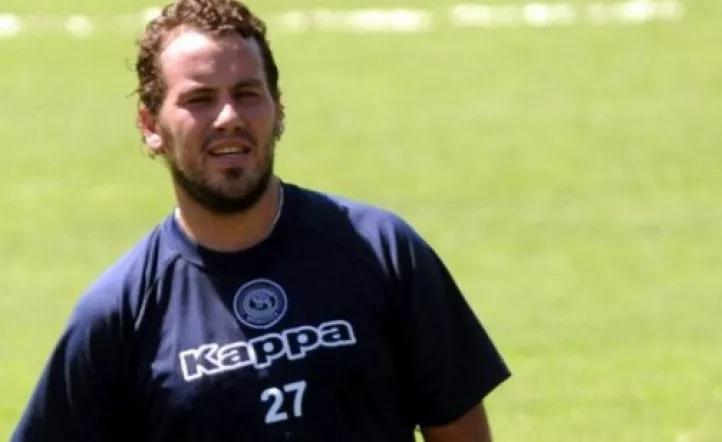 El Ogro Fabbiani se retiró del futbol