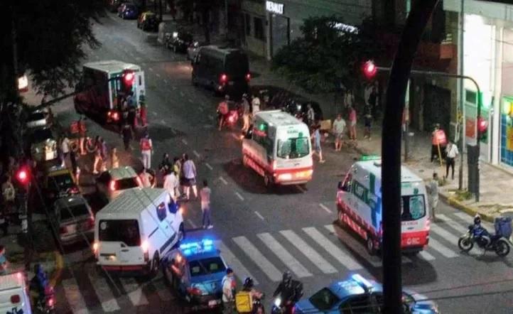 Conductor atropelló y mató a un nene de 5 años, se dió a la fuga