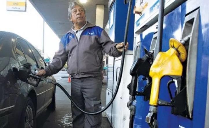 Las naftas suben un 4,5%