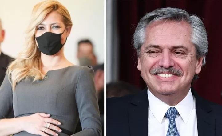 Alberto Fernández y Fabiola Yañez ¿Tendrán mellizos?