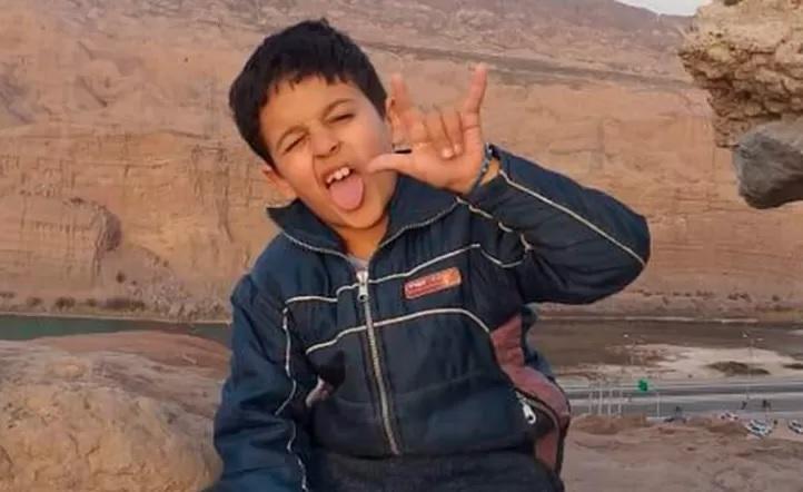 Apareció el nene «Juan Carlos» del audio viral